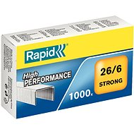 RAPID Strong 26/6 - Spony do sešívačky