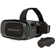 Retrak Utopia 360° VR + ovladač - Brýle pro virtuální realitu