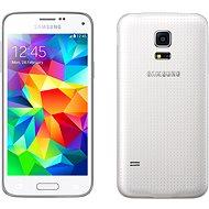 Samsung Galaxy S5 Mini (SM-G800) Shimmery White - Mobilní telefon