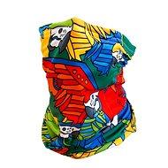 Respilon R-shield parrots - Šátek s membránou