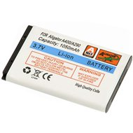 ALIGATOR A290/321/330/350/360/370/400/500/880/D730/830/R5/D200/T100, Original - Mobile Phone Battery