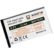 ALIGATOR A340 / A310 / A311 / A320 / V600, Original - Mobile Phone Battery