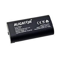 ALIGATOR R30 eXtremo, Li-Ion