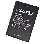 ALIGATOR S6000 Duo, Li-Ion