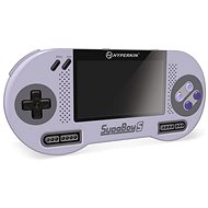SupaBoy S SNES Portable Console - Herní konzole