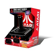 Atari Vault Bundle with USB Joystick - Herní konzole
