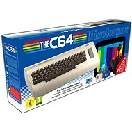 Retro konzole Commodore C64 Maxi - Herní konzole