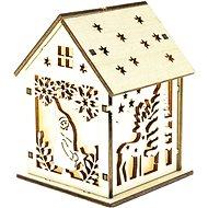 RETLUX RXL 333 House with Elf 1LED WW - Christmas Lights