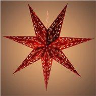 RETLUX RXL 338 hvězda červená 10LED WW