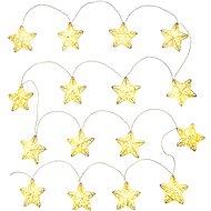 RETLUX RXL 249 přírodní hvězda 16x WW TM  - Vánoční osvětlení