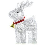 RETLUX RXL 279  jelen akryl 20LED CW TM   - Vánoční osvětlení