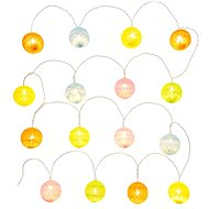 Retlux RXL 150 vlněné koule - Vánoční osvětlení