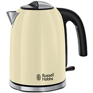 Russell Hobbs 20415-70/RH Colours+ Kettle Cream 2,4kw - Rychlovarná konvice