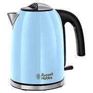 Russell Hobbs Colours+ Kettle H Blue 20417-70 - Rapid Boil Kettle
