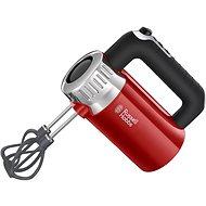 Russell Hobbs 25200-56 Retro Hand Mixer Red         - Ruční mixér