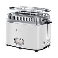 Russell Hobbs 21683-56 Retro 2SL Toaster White - Toaster