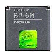 Nokia BP-6M Li-Ion 1070 mAh Bulk - Baterie pro mobilní telefon