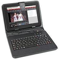 """EVOLVEO KT08B pouzdro pro 8"""" tablet - Pouzdro na tablet s klávesnicí"""