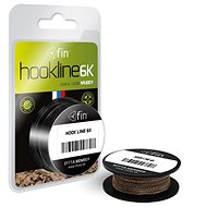 FIN Hookline 6K Muddy 15lbs 20m - Šňůrka