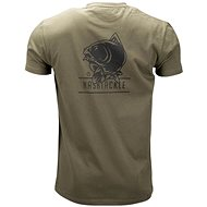 Nash Tackle T-Shirt Green - Tričko