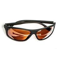 Nash Amber Wraps - Glasses