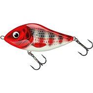 Salmo Slider Sinking 5cm 8g Holo Red Head Striper - Wobler