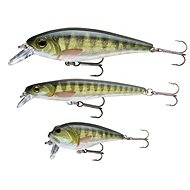 Cormoran Real Fish Lure Set Perch 3ks