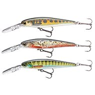 Cormoran Real Fish Lure Set 3 3ks - Wobler
