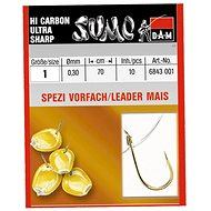 DAM Sumo Spezi Corn 70cm 10ks - Návazec