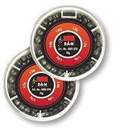 DAM Split Shot Dispenser Rough 0,6-1,25g (70g) - Broky