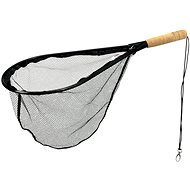 DAM Wading Net with Cork Handle Rubberized 40x28cm
