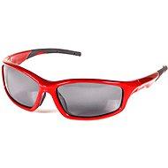 Effzett Polarised Sunglasses Black & Red - Glasses