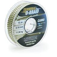 Mivardi Terminal D-Braid Camo 15m - Šňůrka