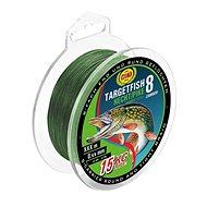 WFT Targetfish 8 Hecht/Pike Green 150m - Šňůra