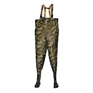 PROS Wading pants Moro / Green SB01 - Chest Waders