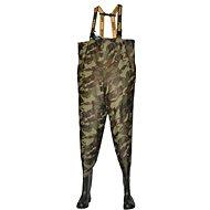 PROS Brodící kalhoty Moro/Green SB01 Velikost 47 - Brodící kalhoty