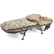 Nash MF60 Indulgence 5 Season Sleep System SS4 Wide - Rybářské lehátko