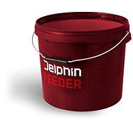 Delphin Okrouhlý kbelík s víkem Feeder 17l - Kýbl