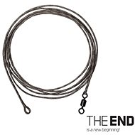 Delphin Návazec The End Leadcore + Swivel 1m 3ks