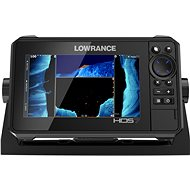 Lowrance HDS LIVE 7 with Active Imaging 3-in-1 - Fish Finder