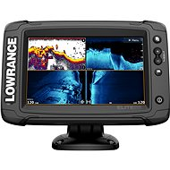 Lowrance Elite 7Ti2 with Active Imaging 3-in-1 - Fish Finder
