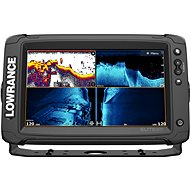 Lowrance Elite 9Ti2 with Active Imaging 3-in-1 - Fish Finder