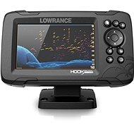 Lowrance HOOK Reveal 5 se sondou HDI 83/200 kHz - Sonar na ryby