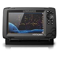 Lowrance HOOK Reveal 7 with HDI 83/200kHz Probe - Fish Finder
