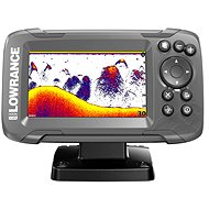 Lowrance HOOK2 4x with Bullet Skimmer - Fish Finder