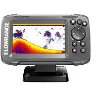 Lowrance HOOK2 4x GPS with Bullet Skimmer - Fish Finder