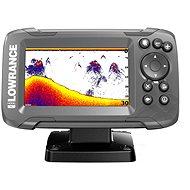 Lowrance HOOK2 4x GPS se sondou Bullet Skimmer - Sonar na ryby