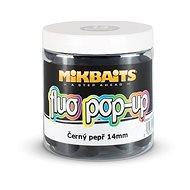 Mikbaits Plovoucí Fluo boilie Černý pepř - Pop-up boilies