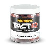 Mikbaits TactiQ rozpustné boilie Sladká kukuřice - Boilies