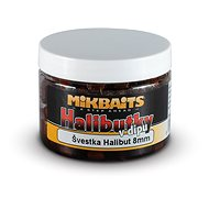 Mikbaits Halibut in Dip, Plum Halibut - Bait